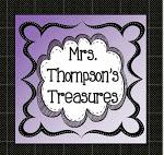 Mrs. Thompson's Treasures