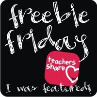 Freebie Fridays